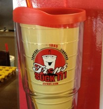 COMBO DEAL 24oz Trops Acrylic Tumbler & $10 in Gift Cards
